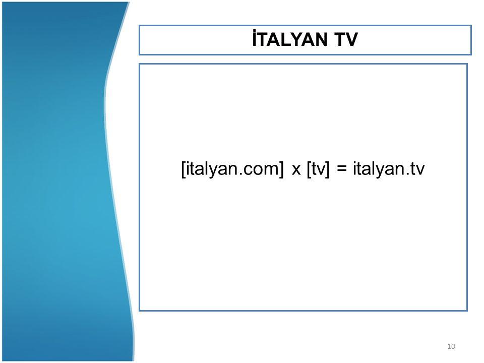 [italyan.com] x [tv] = italyan.tv